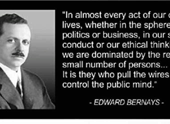 Bernays e la propaganda