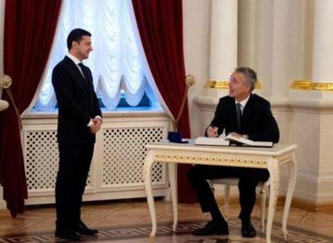La via della perdizione della NATO con l'Ucraina