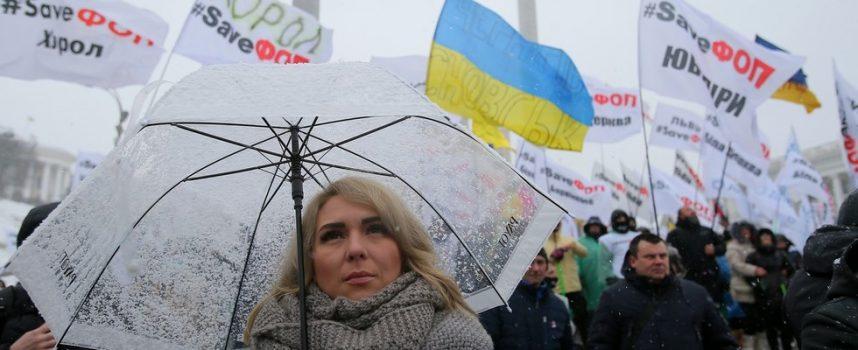"""Gli esperti occidentali credevano che l'Ucraina post-Maidan sarebbe stata un """"esempio"""" per la Russia – ma è diventata un ammonimento"""