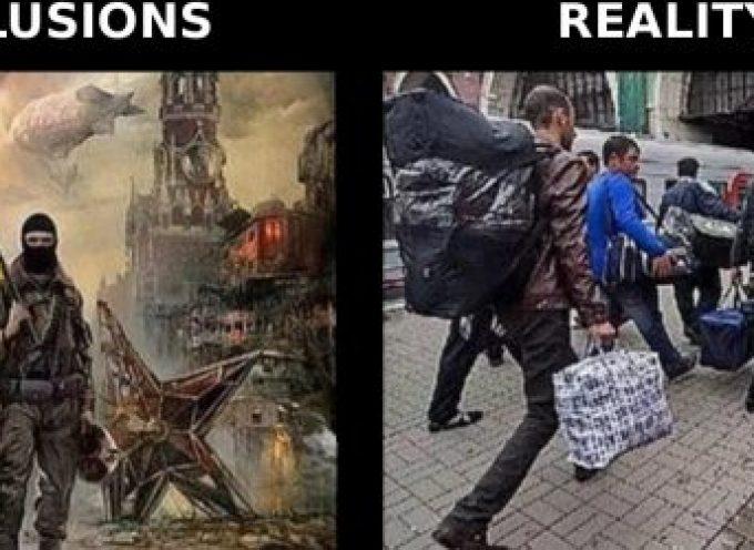 Le tante bombe ad orologeria dell'Ucraina