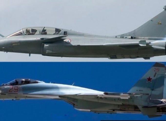 Nessun secondo lotto di jet Rafale? L'India potrebbe seguire l'esempio dell'Egitto e scegliere i Su-35 russi al posto dei caccia francesi