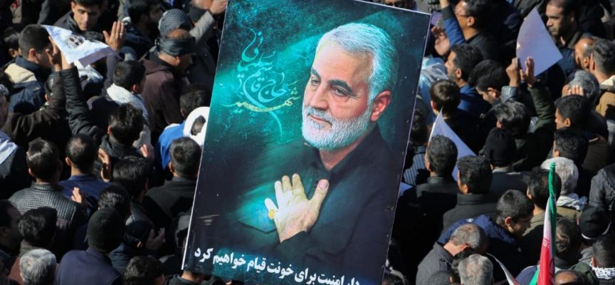 L'assassinio di Soleimani ha insegnato agli Iraniani a non credere alle vuote promesse occidentali