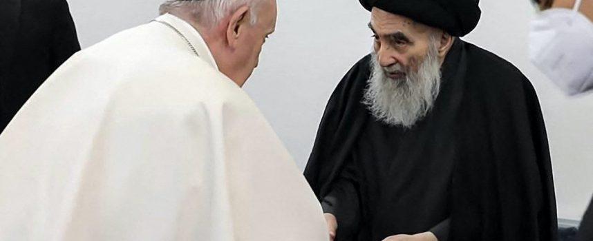 Il rebus Papa-Sistani