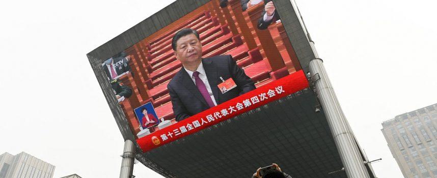 La forma delle cose a venire in Cina