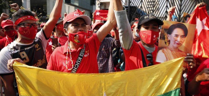 La cinica preoccupazione dell'Occidente per Myanmar