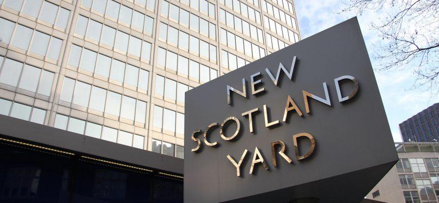 La polizia politica segreta britannica