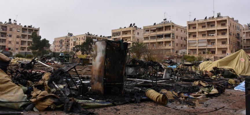 """I media occidentali accusano la Siria di """"bombardare gli ospedali"""" ma, quando i TERRORISTI distruggono davvero gli ospedali siriani, rimangono in silenzio"""