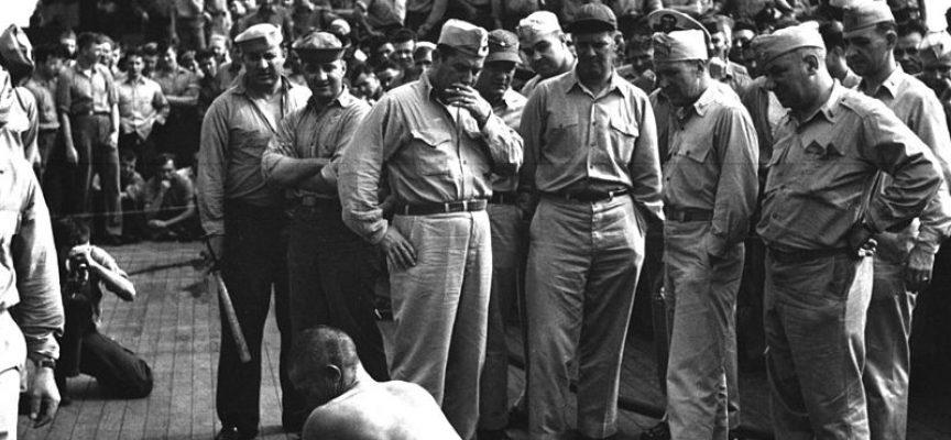 Prigioniero nei campi di concentramento in America