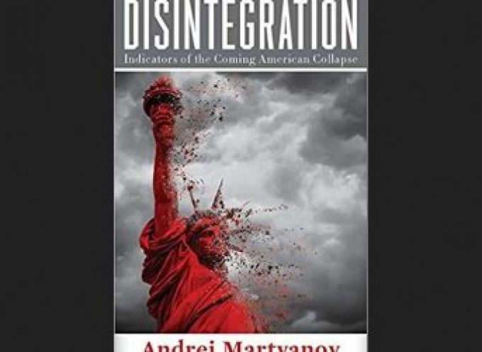 """Recensione del libro """"Disintegrazione"""" di Andrey Martyanov"""