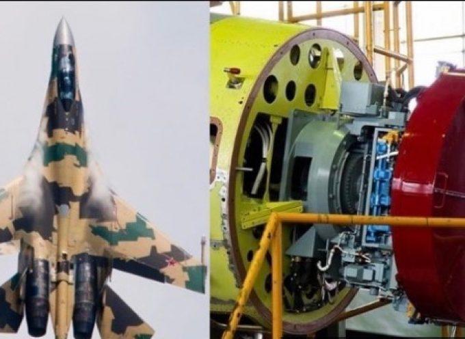 Perché l'aeronautica russa ama il radar Irbis-E del Su-35