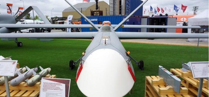 """I dettagli dietro il primo drone da attacco russo """"Orion"""""""