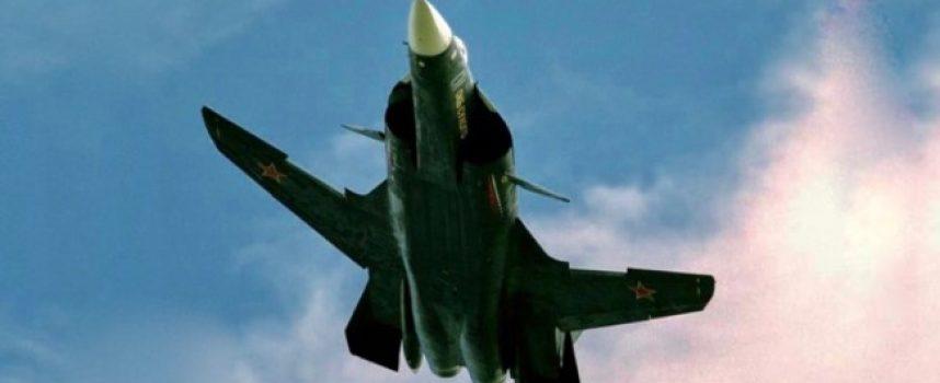 Su-47 Berkut: l'altro caccia stealth russo non convenzionale di quinta generazione
