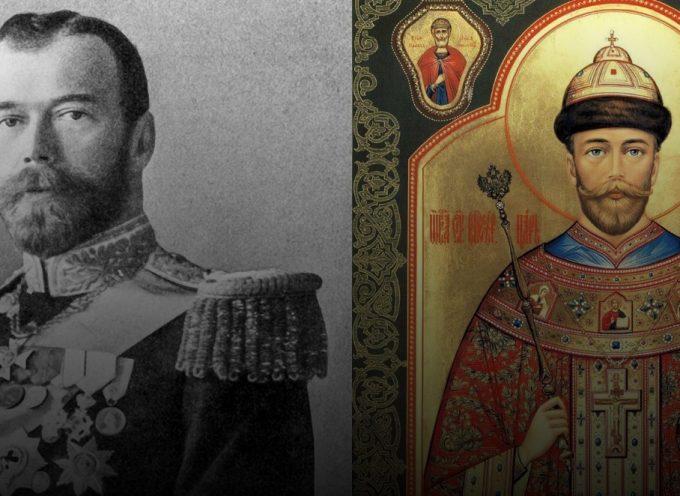 5 regnanti russi che divennero santi Ortodossi