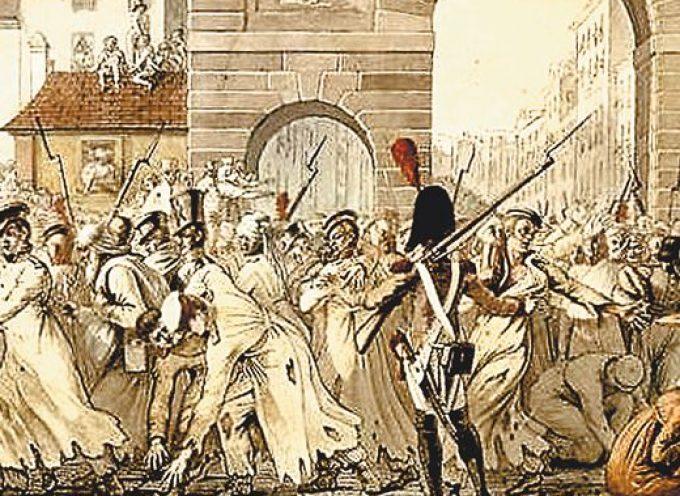 Guerra del 1812: gli assassini dei prigionieri russi impressionarono anche Napoleone