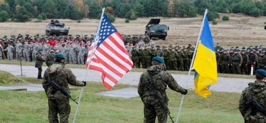 L'Ucraina fa pratica in giochi di guerra contro la Russia come parte dell'esercitazione Defender Europe