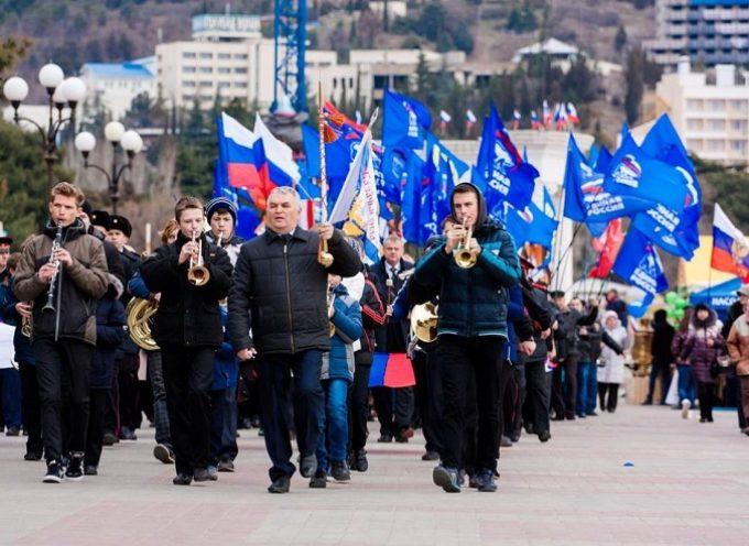L'Occidente si rifiuta risolutamente di affrontare la realtà in Crimea