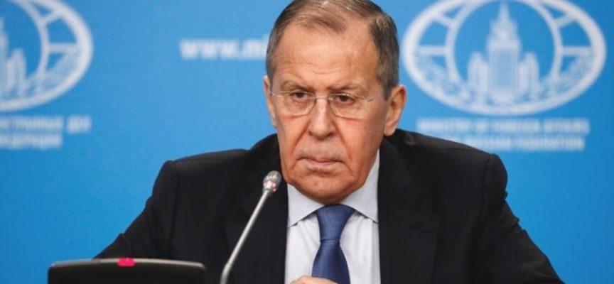 Lavrov spiega la posizione della Russia sull'Ucraina