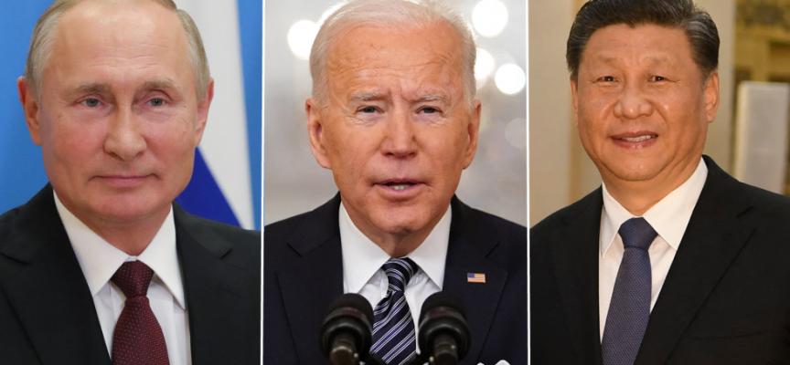Ci dicono che l'unica opzione per gli Stati Uniti è un'escalation contro Russia e Cina: è una BUGIA, la distensione E' possibile
