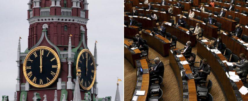 Spingendo per un cambio di regime in Russia, il Parlamento Europeo ha rivelato quanto sia irrilevante e poco affidabile per il futuro dell'Europa