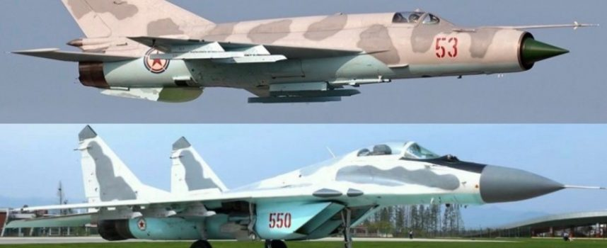 Evoluzione delle capacità di guerra aerea nordcoreane: dalla Guerra di Corea agli anni '20 del 2000