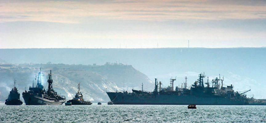 Mare chiuso, Kiev sfidata