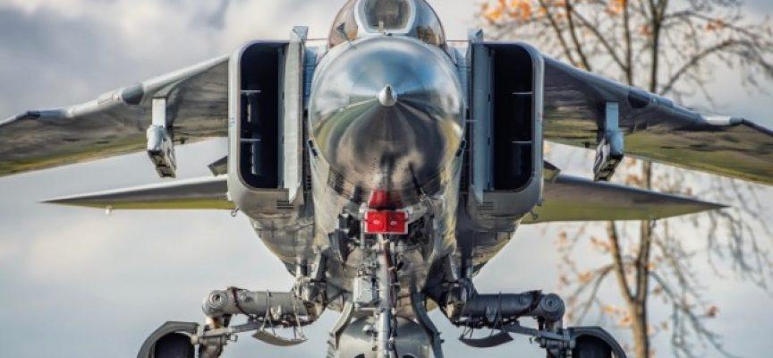 Alcuni degli ultimi MiG-23 sono entrati in combattimento: i Flogger etiopi in azione