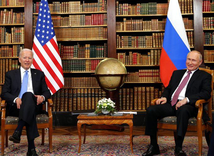 Summit USA-Russia: quello che abbiamo visto (ma non sentito)
