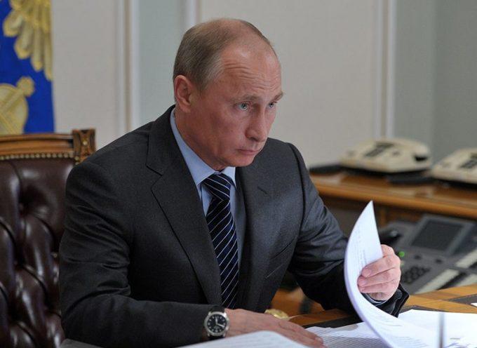 """Articolo di Vladimir Putin: """"La storica unità di Russi e Ucraini"""""""