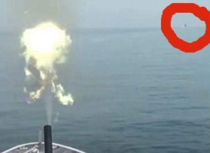 I russi affonderanno una nave inglese la prossima volta?