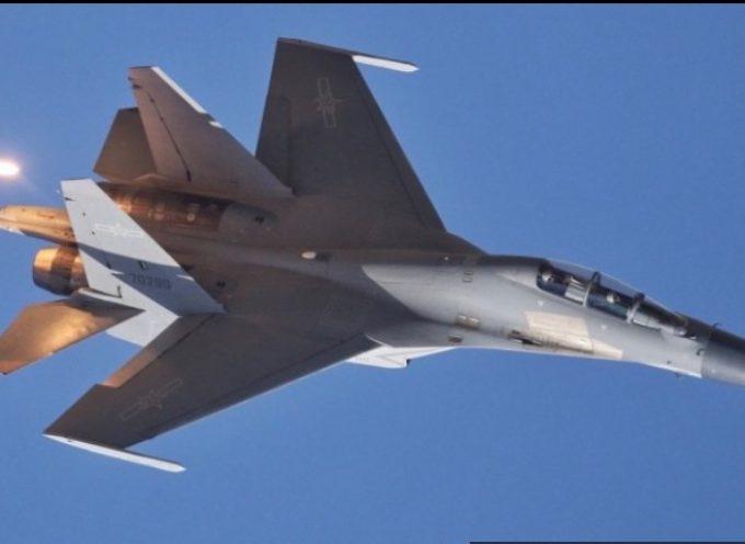 Il crescente numero di caccia cinesi J-16 avrà un ruolo centrale nella sicurezza dello Stretto di Formosa
