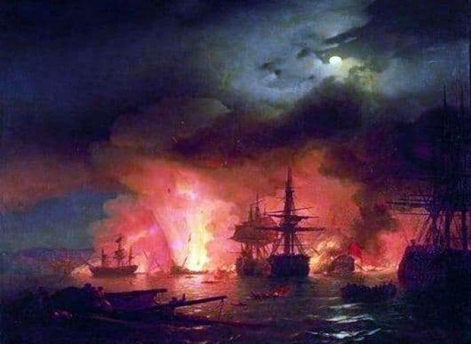 La più grande vittoria nella storia della marina russa