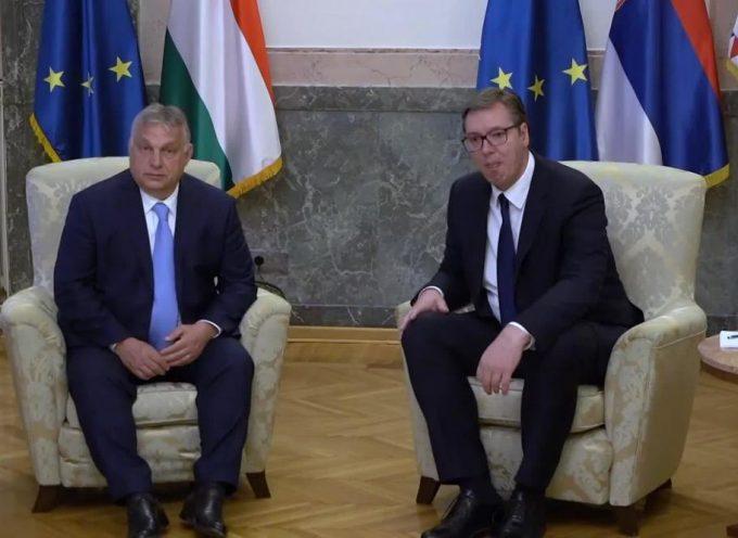L'Ungheria non vede alcuna ammissione nell'UE per i paesi balcanici senza prima l'ingresso della Serbia