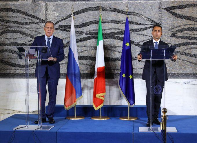 Dichiarazione e risposte alla stampa del Ministro degli Esteri Sergey Lavrov in occasione della conferenza stampa congiunta con il Ministro degli Affari Esteri e della Cooperazione Internazionale Luigi Di Maio, a valle dei colloqui svoltisi a Roma il 27 agosto 2021