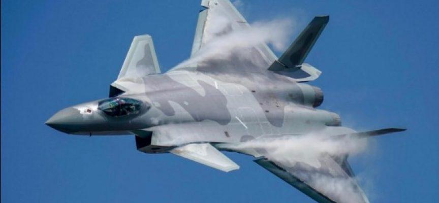 Gli attacchi dei caccia stealth cinesi J-20  punto saliente delle esercitazioni Zapad 2021