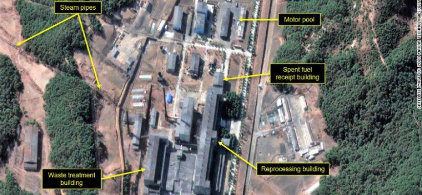 AIEA: la Corea del Nord ha fatto ripartire il suo reattore nucleare da 5MW per produrre plutonio