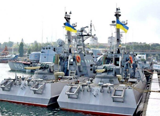 """L'Ucraina sta costruendo una flotta """"leggera"""" con gli alleati perché la Russia """"si è rubata"""" quella vecchia"""