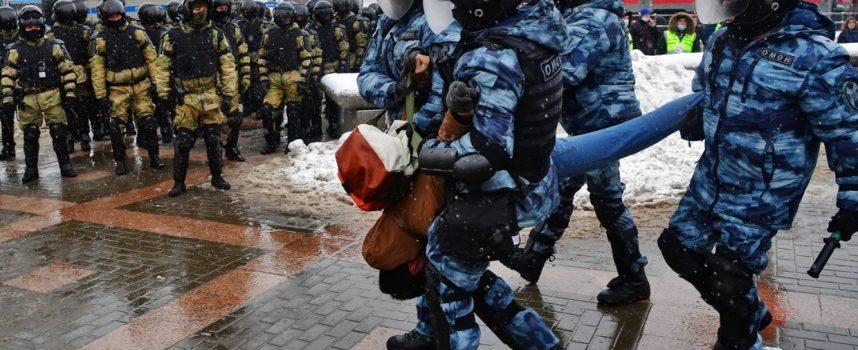 I liberali russi speravano in una rivoluzione di strada contro Putin.