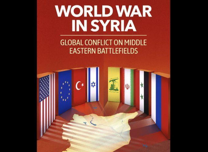Intervista con A.B. Abrams sul suo ultimo libro e sulla guerra in Siria