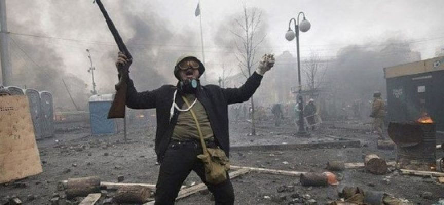 L'Ucraina afferma di essere pronta per una guerra imminente, oggi o domani :-)