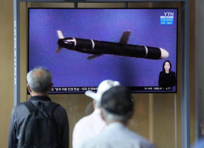 Il nuovo missile da crociera della Corea del Nord: costruito per minacciare o a causa delle minacce?