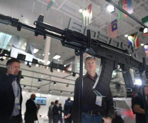 La Kalashnikov sta sviluppando un nuovo fucile d'assalto controllato da rete neurale