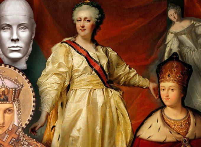Le 5 donne più importanti che governarono la Russia