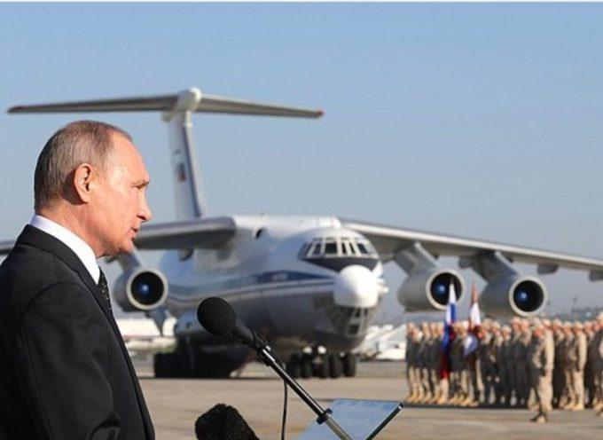 Quali sono i motivi dell'intervento militare russo?
