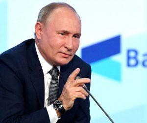 Il mondo secondo Vladimir Putin