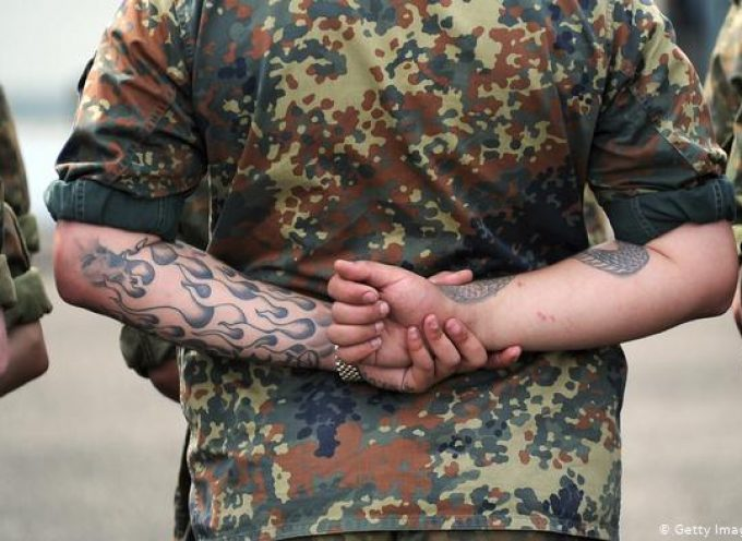 I soldati estremisti di destra sono una minaccia per la Lituania